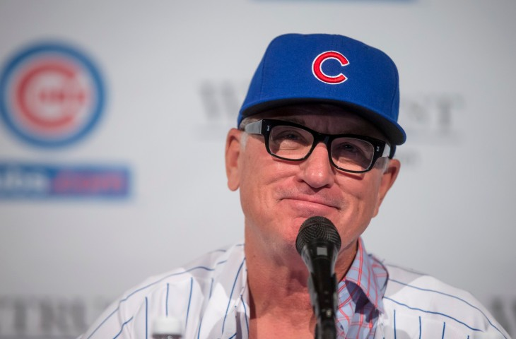 Joe Maddon is one of the best managers in the game, but even he can't turn around the Cubs in just a year.